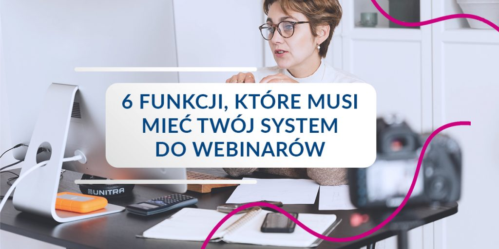 system do webinarów