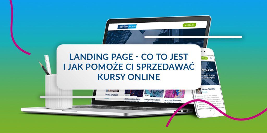 landing page sprzedażowy
